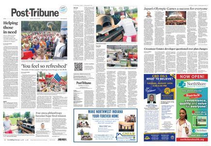 Post-Tribune – August 15, 2021