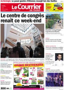 Le Courrier de l'Ouest Nord Anjou – 03 mai 2019