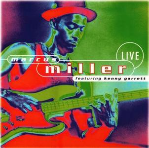Marcus Miller feat. Kenny Garrett - Live (1988) {Unofficial Release}