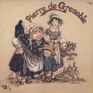 Gabriel Et Marie Yacoub - Pierre De Grenoble (1973) Barclay /920 429 - FR 1st Pressing - LP/FLAC In 24bit/96kHz
