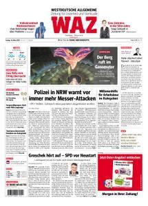 WAZ Westdeutsche Allgemeine Zeitung Oberhausen-Sterkrade - 16. März 2018
