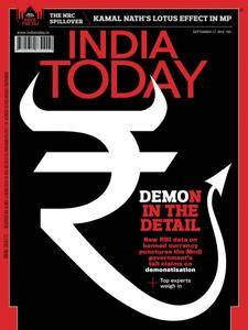 India Today - September 17, 2018