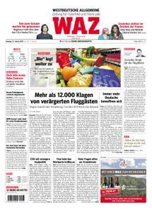 WAZ Westdeutsche Allgemeine Zeitung Oberhausen-Sterkrade - 12. Februar 2019