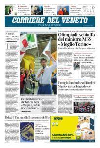 Corriere del Veneto Padova e Rovigo - 26 Giugno 2018
