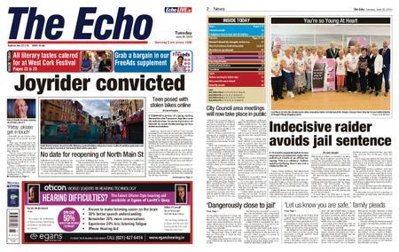 Evening Echo – June 25, 2019