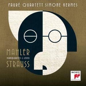 Simone Kermes - Strauss & Mahler: Piano Quartets & Lieder (2014) [Official Digital Download]