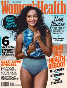 Women's Health South Africa - March 2020