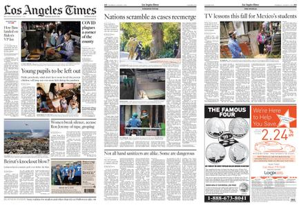 Los Angeles Times – August 06, 2020
