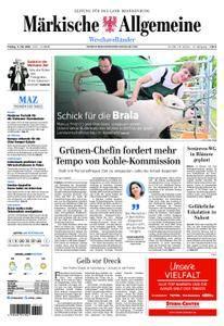 Märkische Allgemeine Westhavelländer - 11. Mai 2018