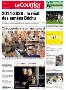 Le Courrier de l'Ouest Angers – 06 janvier 2020