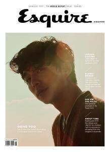Esquire Singapore - June 2017