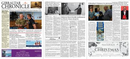 Gibraltar Chronicle – 26 September 2019