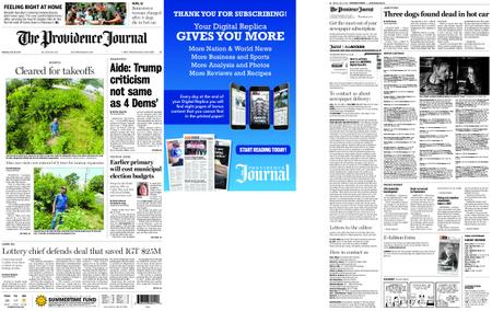 The Providence Journal – July 22, 2019