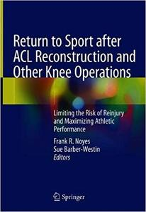Return to Sport after ACL Reconstruction and Other Knee Operations: Limiting the Risk of Reinjury and Maximizing Athleti