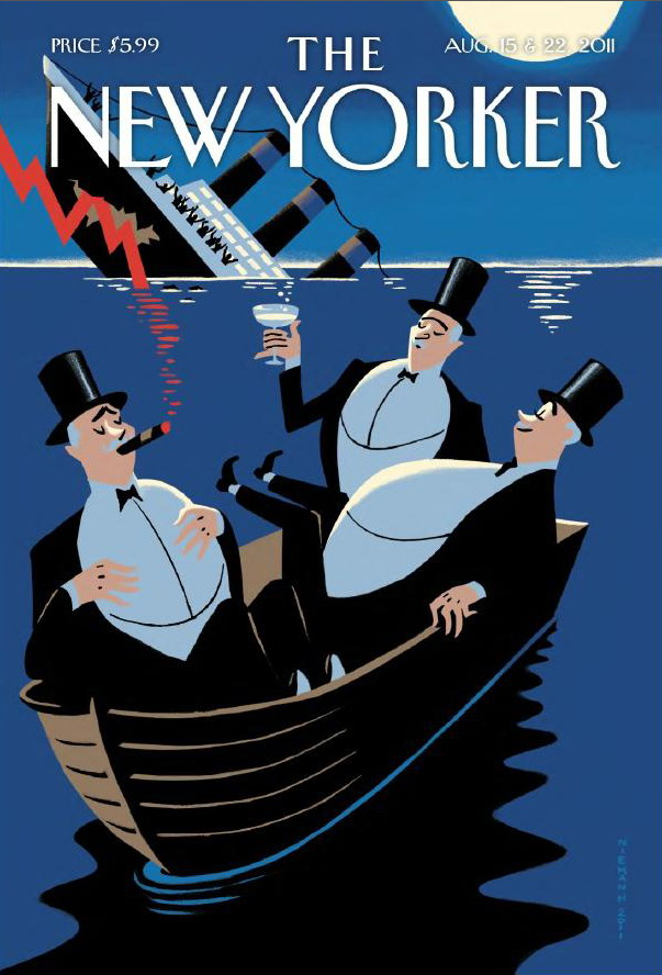The New Yorker - August 15 & 22, 2011