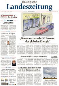 Thüringische Landeszeitung – 17. August 2019