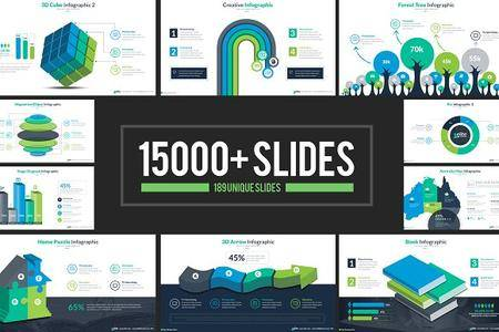 CreativeMarket - PowerPoint Presentation Template