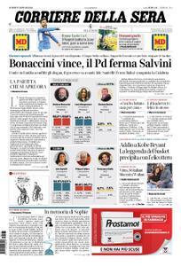 Corriere della Sera – 27 gennaio 2020