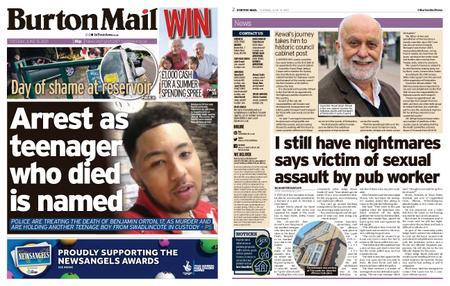 Burton Mail – June 15, 2021