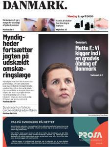 JydskeVestkysten Varde – 06. april 2020