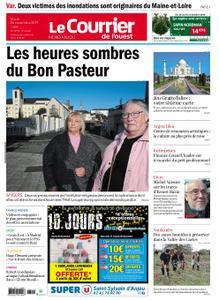 Le Courrier de l'Ouest Nord Anjou – 26 novembre 2019