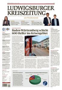 Ludwigsburger Kreiszeitung LKZ - 17 Juli 2021