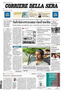 Corriere della Sera – 18 agosto 2019