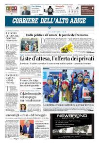 Corriere dell'Alto Adige – 08 marzo 2019