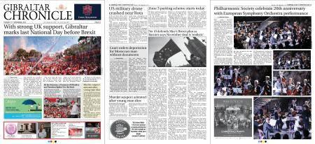 Gibraltar Chronicle – 11 September 2018