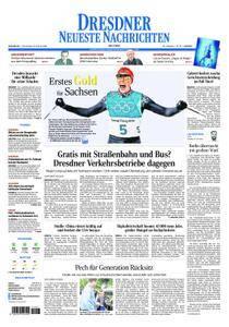 Dresdner Neueste Nachrichten - 15. Februar 2018