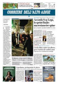 Corriere dell'Alto Adige – 02 gennaio 2019