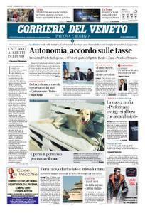 Corriere del Veneto Padova e Rovigo – 14 febbraio 2019