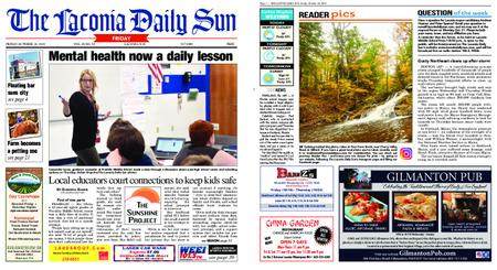 The Laconia Daily Sun – October 18, 2019
