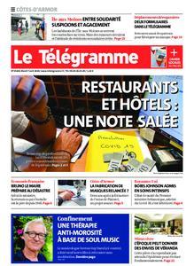Le Télégramme Guingamp – 07 avril 2020