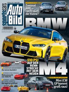 Auto Bild Sportscars - August 2020