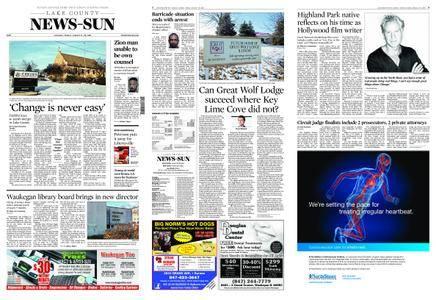 Lake County News-Sun – January 27, 2018