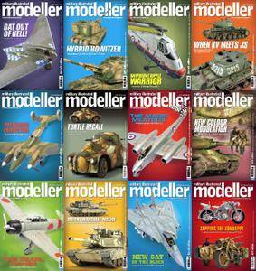 Military Illustrated Modeller - 2016 Full Year Issues Collection
