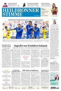 Heilbronner Stimme - 14. Mai 2018