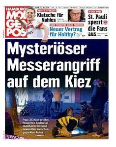 Hamburger Morgenpost - 23. April 2018