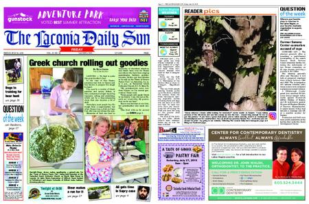 The Laconia Daily Sun – July 26, 2019
