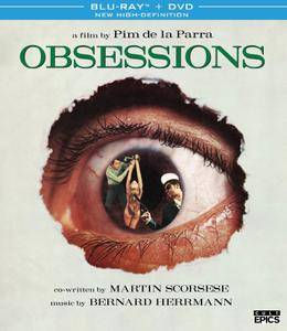 Obsessions (1969) + Extras