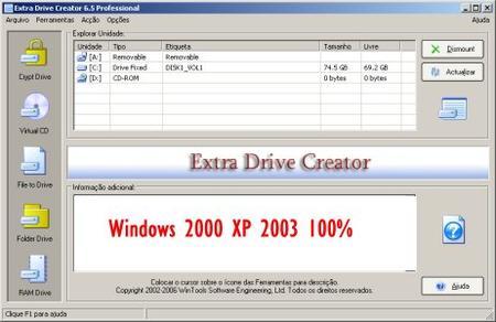 Drive Creator Pro 6.5