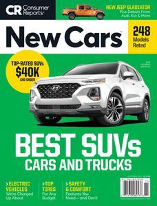 Consumer Reports New Cars - November 2019