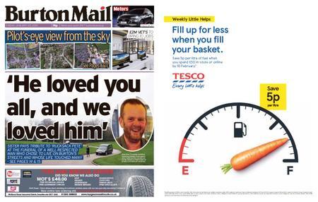 Burton Mail – January 25, 2019