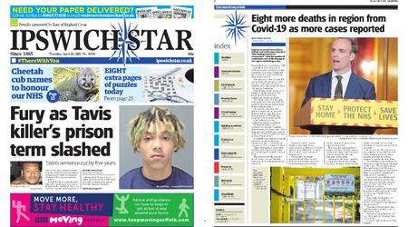 Ipswich Star – April 30, 2020