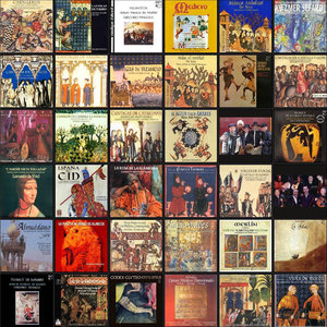 Eduardo Paniagua CD Collection [102 albums] [Repost]