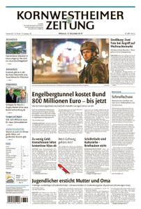 Kornwestheimer Zeitung - 12. Dezember 2018