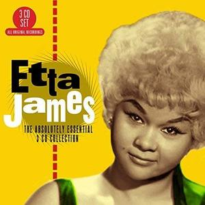 Etta James - The Absolutely Essential (3CD, 2017)