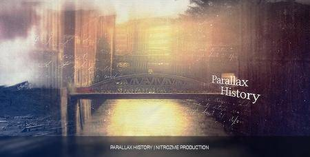 Parallax History - Project for After Effects (VideoHive)