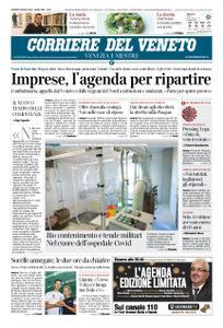 Corriere del Veneto Venezia e Mestre – 09 aprile 2020
